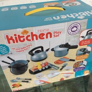 Set nấu ăn 36 chi tiết
