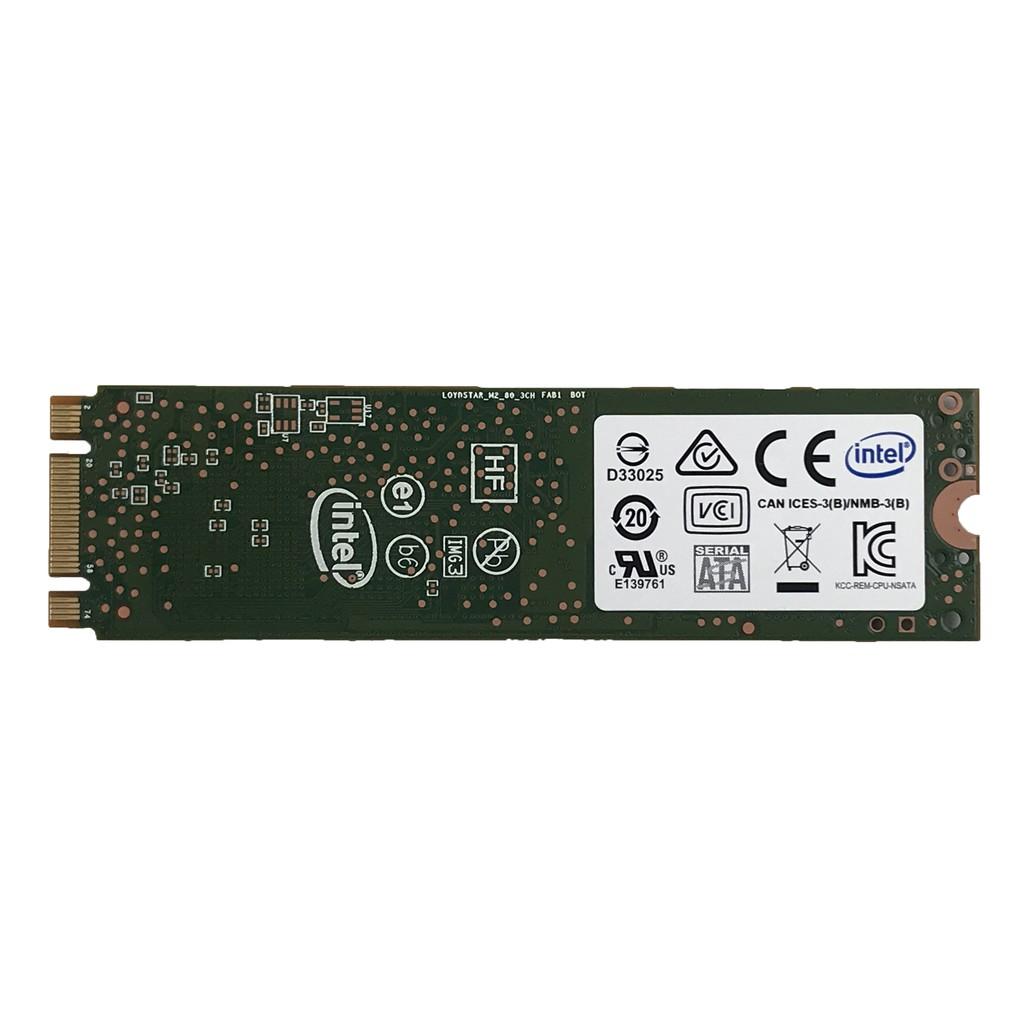 Ổ Cứng SSD Intel 540s Series 180GB M.2 SATA III