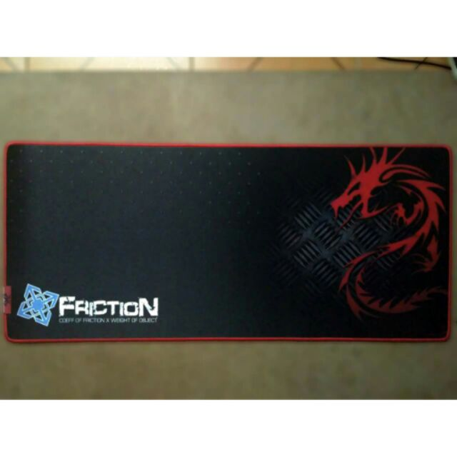 Pad Dragon War Friction