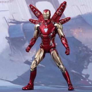 Mô hình Iron Man Mark 85 Zd Toys Avengers Endgame