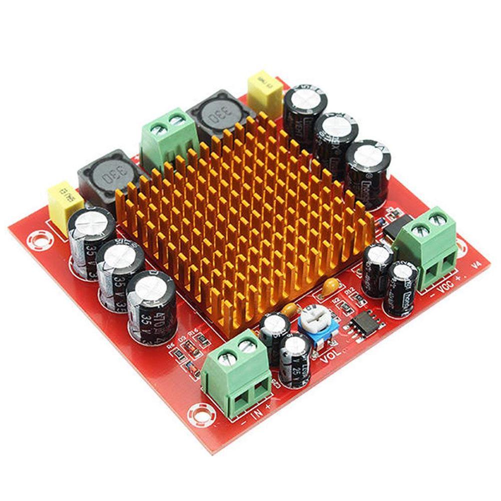 Mono Channel Practical 150W Digital Accessories Mini Audio DC12V 24V
