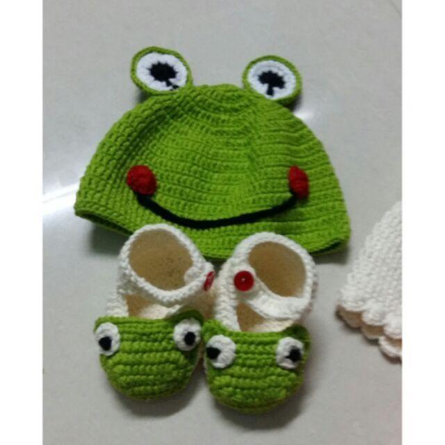 Set len ếch xanh