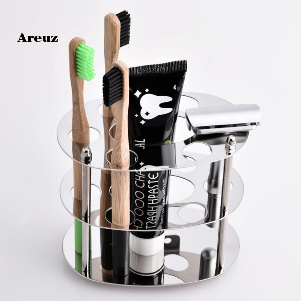 Giá để bàn chải đánh răng bằng thép không gỉ
