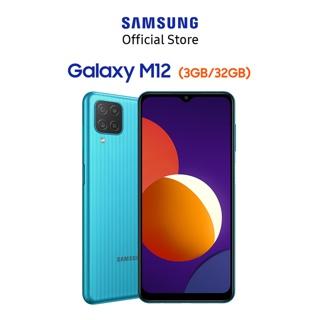 [Độc quyền] Điện Thoại Samsung Galaxy M12 (3GB 32GB) - Hãng Phân Phối Chính Thức thumbnail