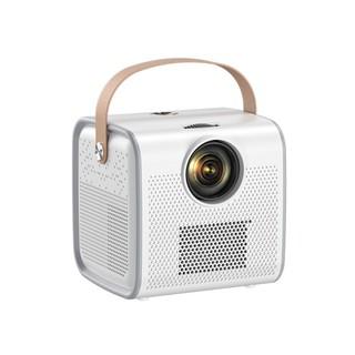 Máy chiếu mini Sainyer FULLHĐ Model mới nhất cao cấp chính hãng, bảo hành 12 tháng, kết nối điện thoại, hệ thống android thumbnail