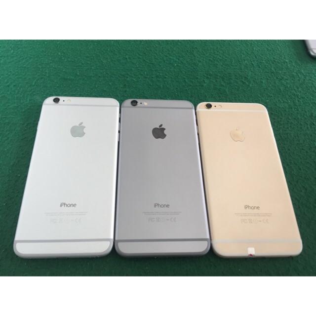 Điện thoại iPhone 6 plus Quốc tế 16g mất vân tay đủ màu 99%