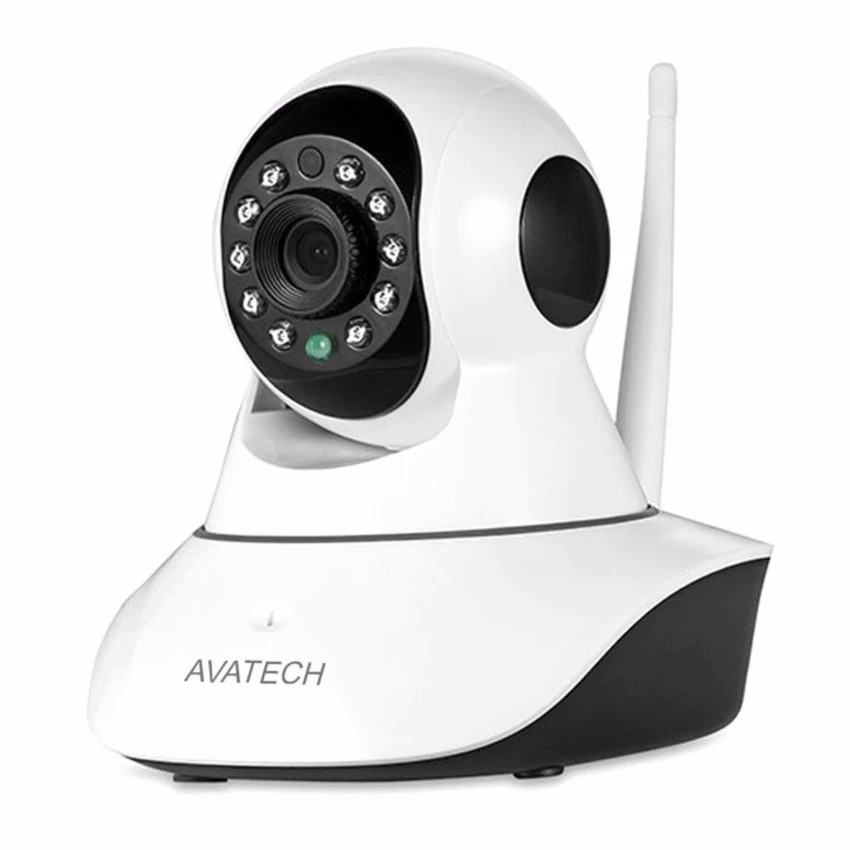 Camera quan sát IP Wi-Fi AVATech 6300A 1.0 (Trắng)