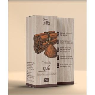 Tinh dầu hương quế Cenota 5ml thumbnail