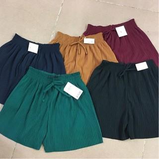 Bộ 5 quần short dập li cực kì xinh – Nhiều màu