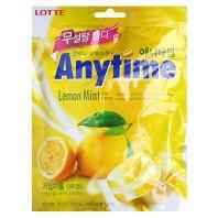 Kẹo Lotte Anytime Chanh Gói 74G