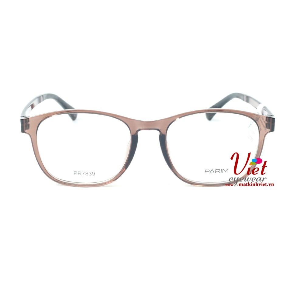 PR7839-T1 Mắt kính Parim giá rẻ nhất thị trường. Bảo hành chính hãng - 2609390 , 406976884 , 322_406976884 , 1071000 , PR7839-T1-Mat-kinh-Parim-gia-re-nhat-thi-truong.-Bao-hanh-chinh-hang-322_406976884 , shopee.vn , PR7839-T1 Mắt kính Parim giá rẻ nhất thị trường. Bảo hành chính hãng