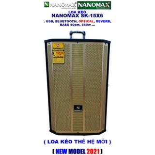 Loa kéo NANOMAX SK-15X6 thumbnail