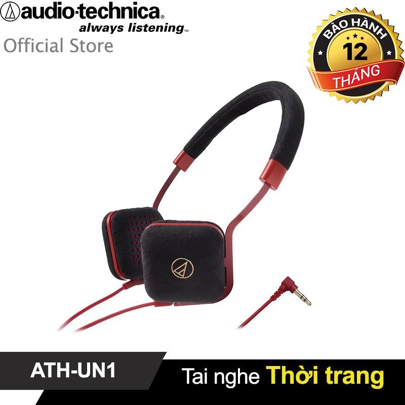 Tai nghe Over ear Audio Technica ATH-UN1
