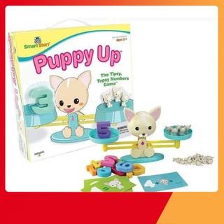 Bộ đồ chơi cân toán học giúp phát triển tư duy PUPPY UP cho bé GDCHOI07