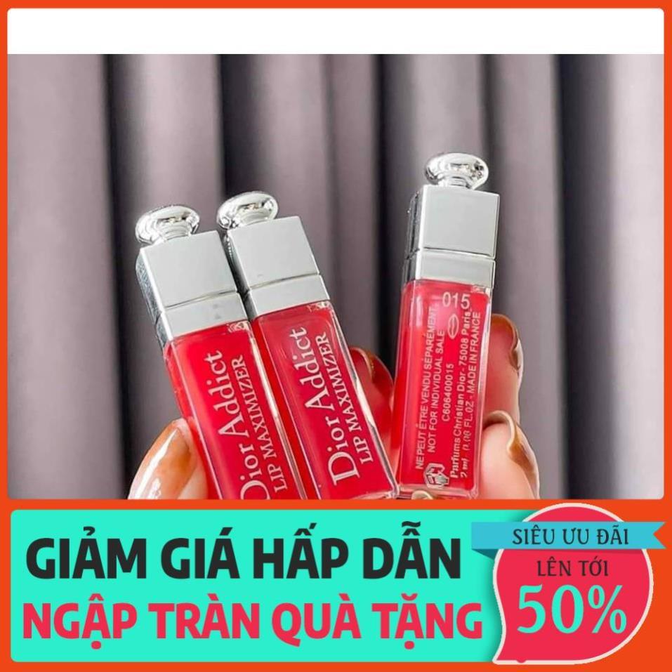 Son Dưỡng Môi Dior Collagen Addict Lip Maximizer 015 Mini ( Unbox ) xịn