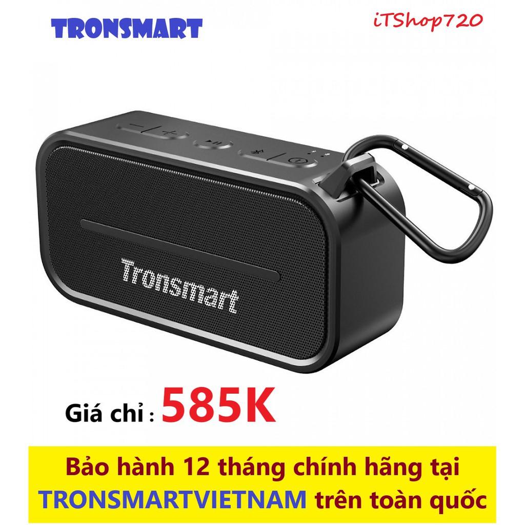 Loa Bluetooth Tronsmart Element T2 - Chống Nước , PIN Trâu , Bass Cực Khỏe