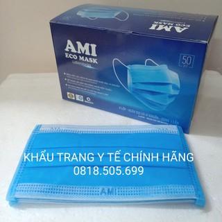 Khẩu trang y tế Ami (Hàng chính hãng - 4 lớp cao cấp) 4