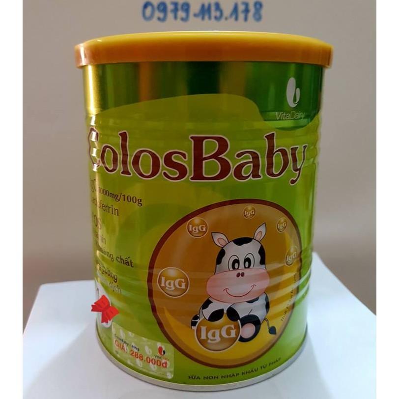 Sữa non ColosBaby lon 400g - 2545610 , 1168426198 , 322_1168426198 , 288000 , Sua-non-ColosBaby-lon-400g-322_1168426198 , shopee.vn , Sữa non ColosBaby lon 400g