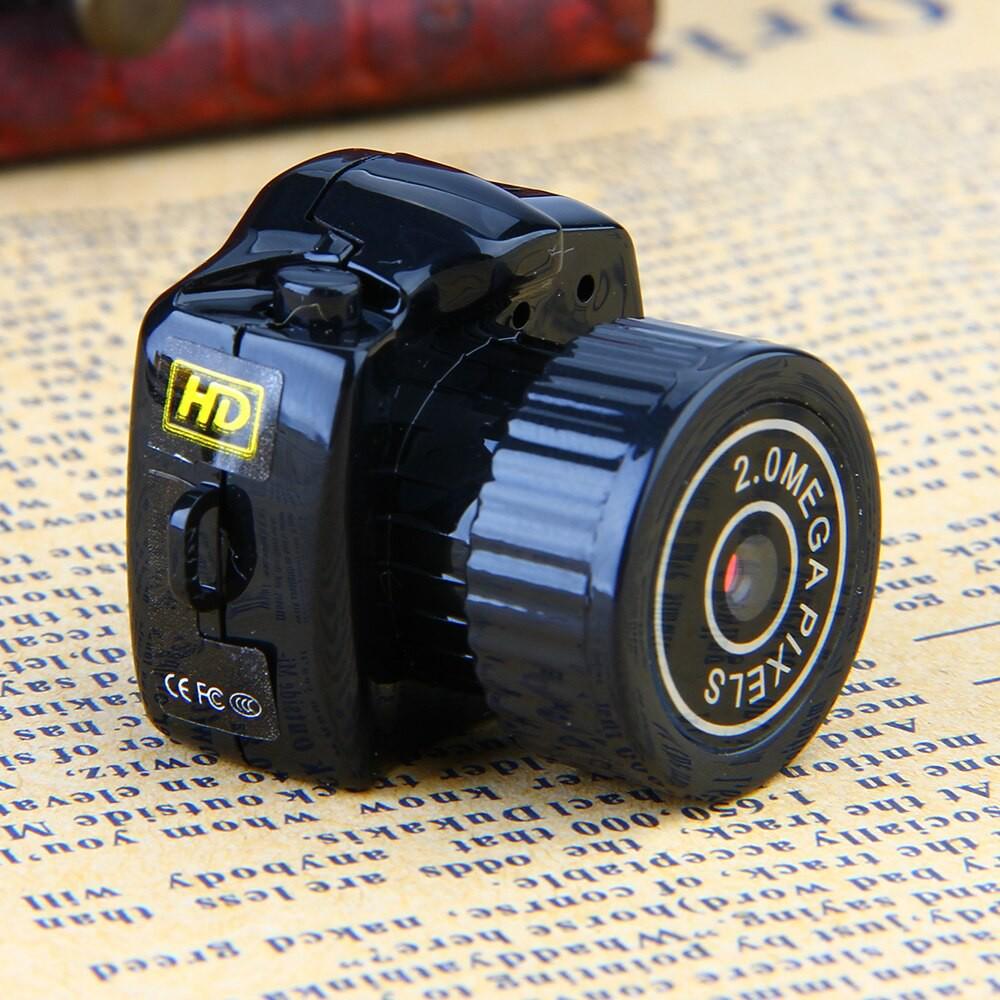 Camera Hành Trình Y2000 - Camera Thể Thao Tiện Dụng, Độ Nét Cao