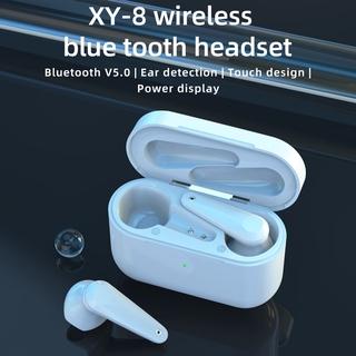Tai Nghe Không Dây Xy-8 Kết Nối Bluetooth 5.0tws Cho Iphone Samsung