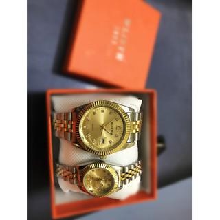 Đồng hồ đôi Nam Nữ cao cấp WLISTH A002 chống nước thumbnail