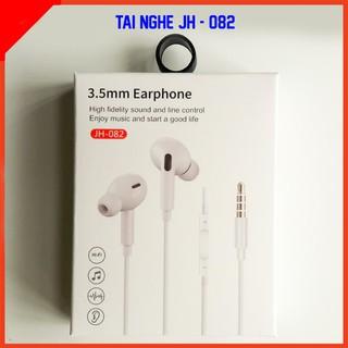 HOT Tai nghe nhét tai Earphone JH 082 Super Bass Earphone có Mic cho iPhone / Laptop / Android / Máy Nghe Nhạc-PHUKIEN