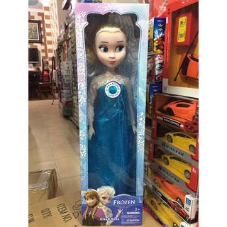 Búp bê Elsa frozen cỡ đại 75cm