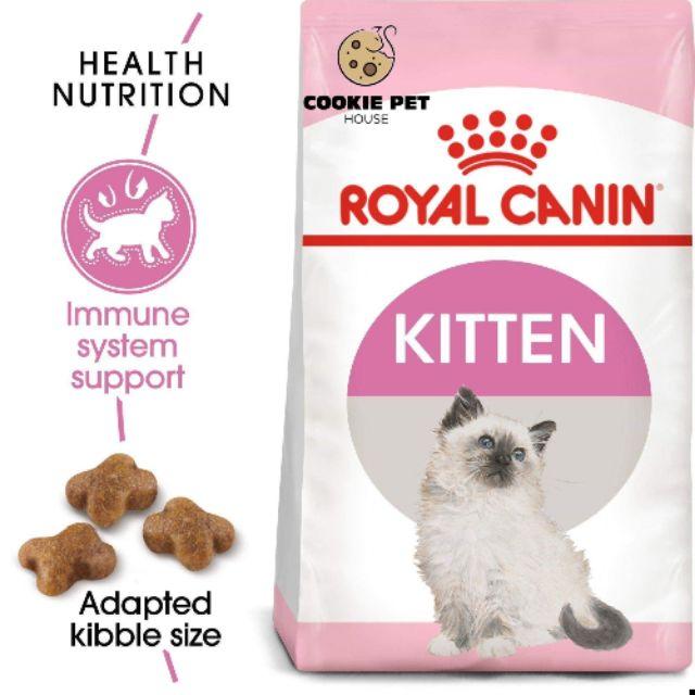 Hạt Royal Canin Kitten 400gram