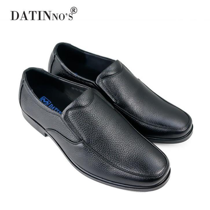 [Sale 3/3]Giày Tây Nam Da Bò Cao Cấp DATINNOS ( Đen ) - AV3024 -x13