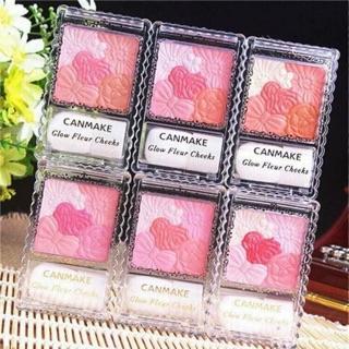 Phấn má hồng Canmake thumbnail