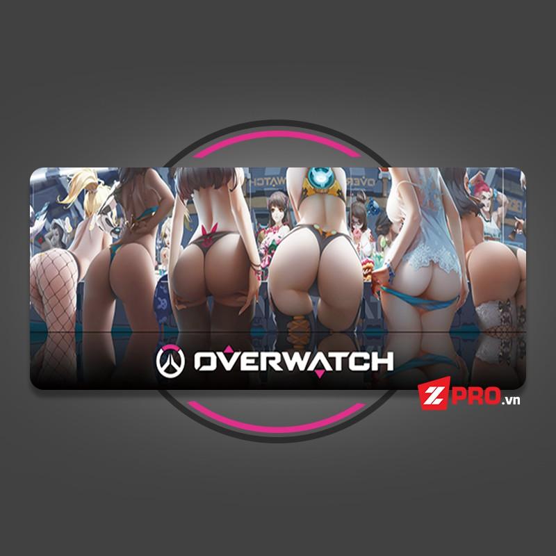 Lót chuột Overwatch Sexy 80x30 dày 3ly - 2808045 , 715213922 , 322_715213922 , 125000 , Lot-chuot-Overwatch-Sexy-80x30-day-3ly-322_715213922 , shopee.vn , Lót chuột Overwatch Sexy 80x30 dày 3ly