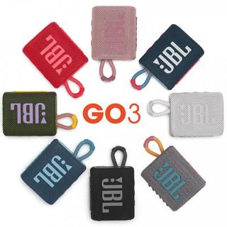 [Mã ELMSBC giảm 8% đơn 300K] Loa Bluetooth JBL GO 3 chính hãng - New 100%, Bảo hành 12 tháng.