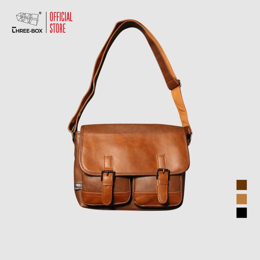 Túi đeo chéo Three-Box | MS8034