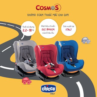 Ghế ngồi ô tô Chicco Cosmos Tuổi sử dụng từ sơ sinh đến 18 kg (0-4 tuổi) thumbnail