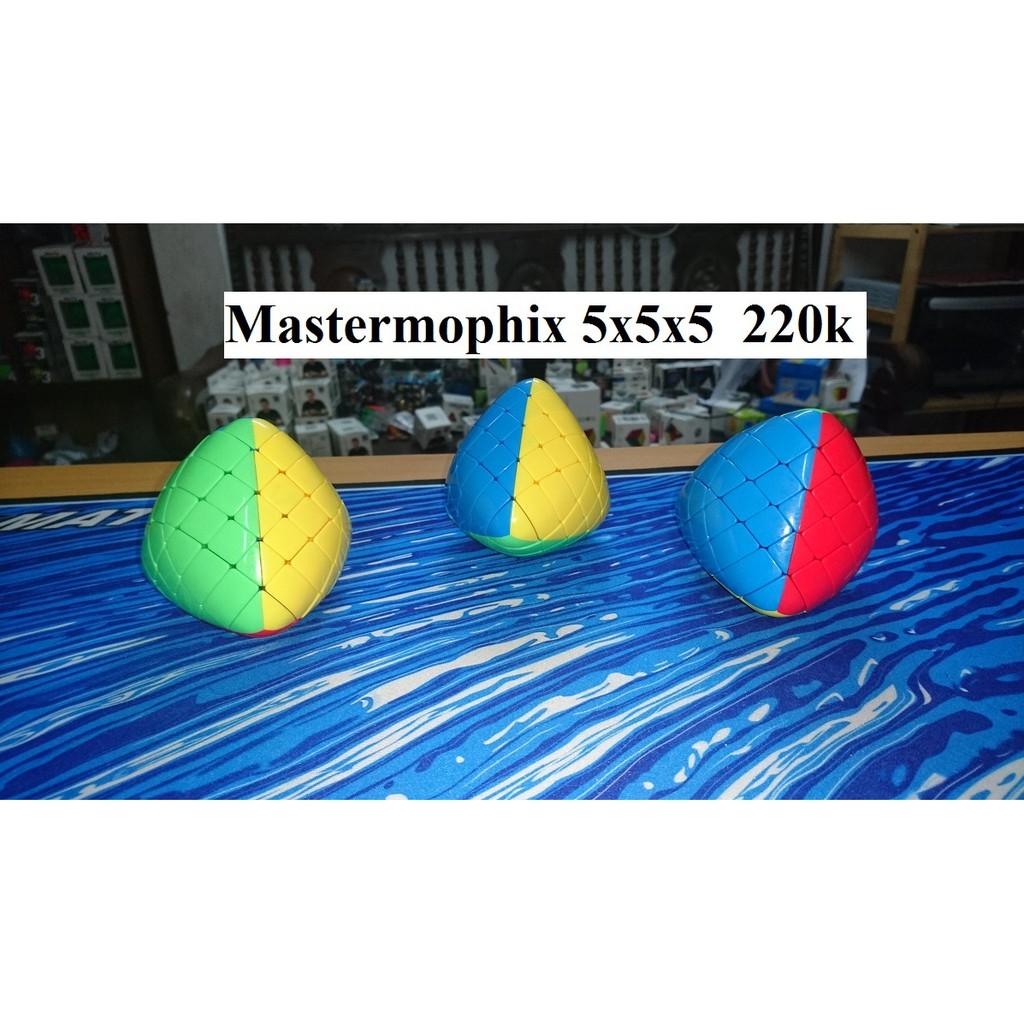 Mastermophix 5x5x5 Biến thể Rubik
