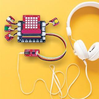 Đồ chơi trí tuệ Stem lập trình máy nghe nhạc Sound:Bit