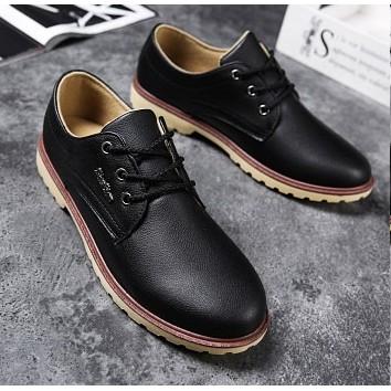 Giày Lười/Tây Cột Dây Nam Thời Trang Phong Cách Mẫu Mới Nhất 2019 Cho AE Nha