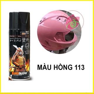 Chai Sơn Samurai Màu Hồng 113 thumbnail