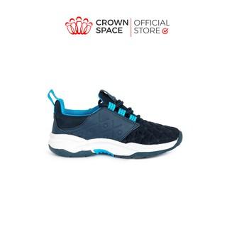 Giày Thể Thao Bé Trai Bé Gái Đi Học Siêu Nhẹ Êm Crown Space UK Sport Shoes CRUK8020 Trẻ em Cao Cấp Size 28-35/2-14 tuổi