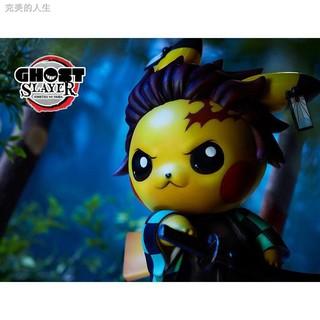 Mô Hình Nhân Vật Pikachu Trong Naruto Thiết Kế Dễ Thương