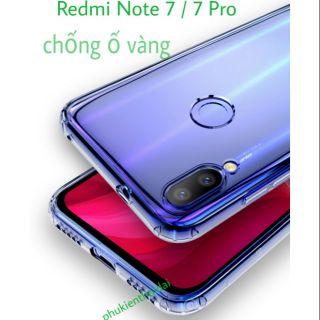 ( Bảo Vệ Camera) Ốp lưng Xiaomi Redmi Note 7 / 7 Pro và các dòng Mi dẻo trong bảo vệ camera chống sốc thế hệ mới
