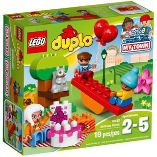 Lego Duplo – Tiệc Sinh Nhật Ngoài Trời 10832