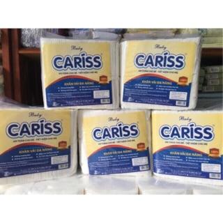 Khăn vải đa năng baby cariss 500g/gói