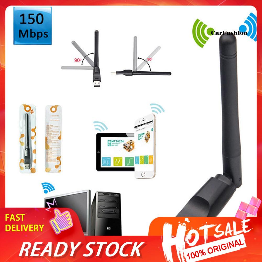 Usb Wifi 2.0 600mbps Ieee 802.11b / G 150mb