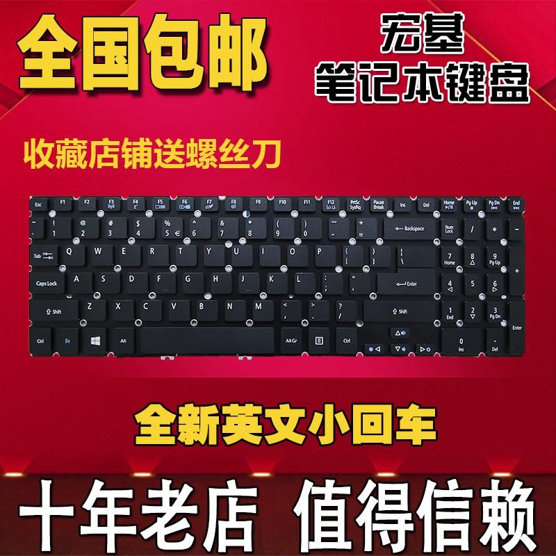 Acer Acer V5-551G 571G 572 531 531P M3-581G MA50 MS2361 แป้นพิมพ์