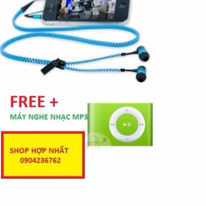 SIÊU HOT***Tai nghe Zipper có khóa + Tặng 01 máy MP3 có tai nghe - 2790543 , 419613134 , 322_419613134 , 79900 , SIEU-HOTTai-nghe-Zipper-co-khoa-Tang-01-may-MP3-co-tai-nghe-322_419613134 , shopee.vn , SIÊU HOT***Tai nghe Zipper có khóa + Tặng 01 máy MP3 có tai nghe