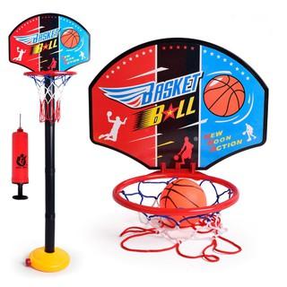Bộ dụng cụ chơi bóng rổ mini cho bé