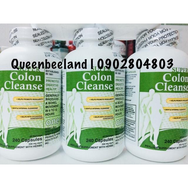 ĐÀO THẢI RUỘT GIÀ SUPER COLON CLEANSE 240 VIÊN - 2493150 , 65750921 , 322_65750921 , 570000 , DAO-THAI-RUOT-GIA-SUPER-COLON-CLEANSE-240-VIEN-322_65750921 , shopee.vn , ĐÀO THẢI RUỘT GIÀ SUPER COLON CLEANSE 240 VIÊN