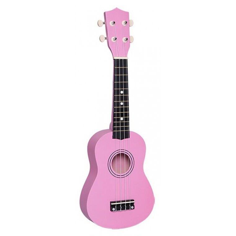 Đàn ukulele soprano tặng kèm capo nâng tông