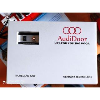 Lưu điện cửa cuốn AudiDoor 900W-1200W cho Motor AC 220V tải trọng 300--400-500_700kg
